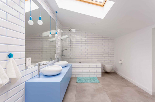 Reforma integral del baño en el Garraf